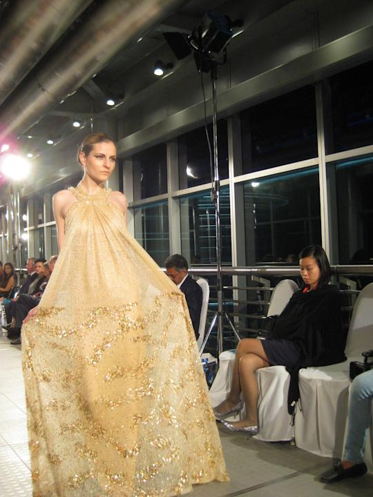 Skybridge fashion show