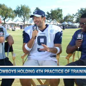 Dallas Cowboys quarterback Tony Romo ready to have his best season