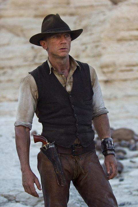 Cowboys and Aliens 2011 Universal Pictures Daniel Craig