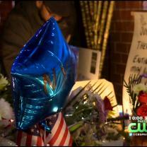 Mourning In NYC After Shooting Death Of 2 Police Officers