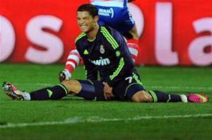 Cristiano Ronaldo: There is no doping in soccer