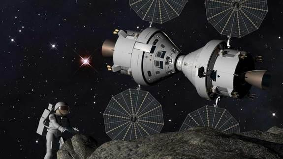 Asteroids May Be Tougher Target Than Mars for Manned Missions