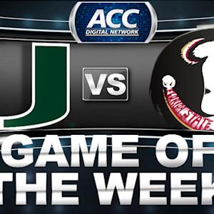 Miami vs Florida State | Game of the Week