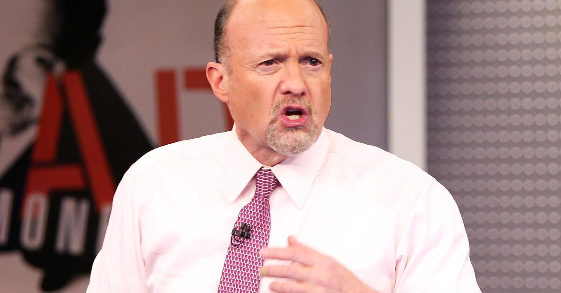 Cramer Remix: In all my years, never seen this!