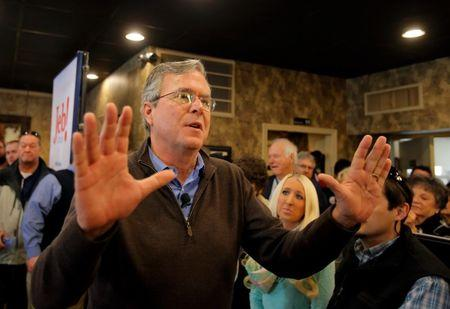 George W. Bush to make first appearance for brother Jeb