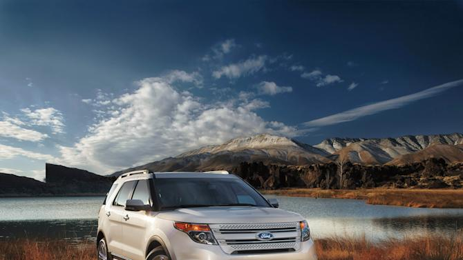 Explorer is a changed SUV