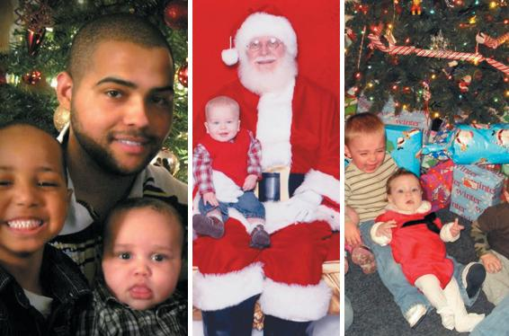 Readers share stories behind their Christmas photos