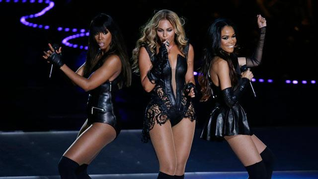 Super Bowl 2013: The Internet Loves Beyonce