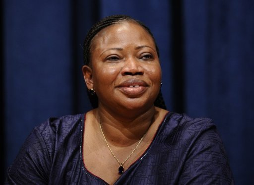 <p>Gambia's Fatou Bensouda, seen here in December 2011, has been sworn in as the International Criminal Court's new chief prosecutor, saying she was ready to lead the fight against the world's worst war criminals.</p>