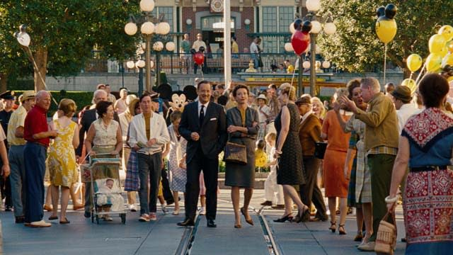 'Saving Mr. Banks' Featurette: Storytellers