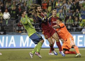 Scoreless draw for Real Salt Lake, Sounders FC