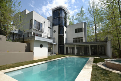 Supreme Auctions Combines No-Reserve Absolute Auction of Ultra Sophisticated Modern Atlanta Home with Charity Auction on May 8, 2014