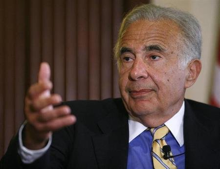 Icahn refuses to drop proxy fight option: WSJ