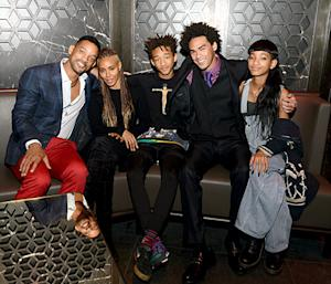 Will Smith, Jada Pinkett Smith Celebrate Trey Smith's Birthday Amid Cheating Rumors: Picture