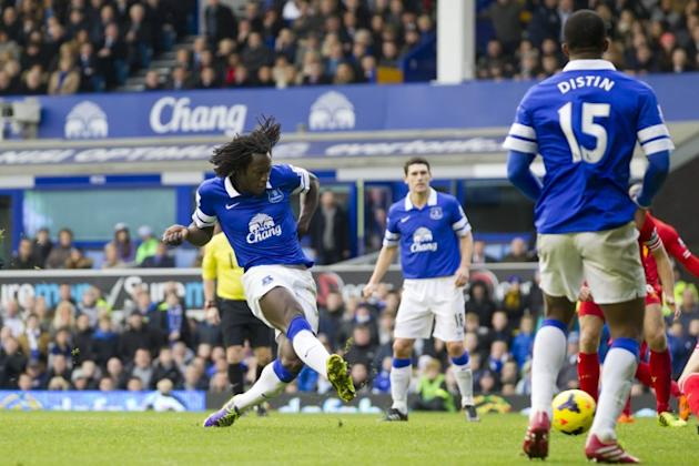 Sturridge header cancels out Lukaku double in Merseyside Derby