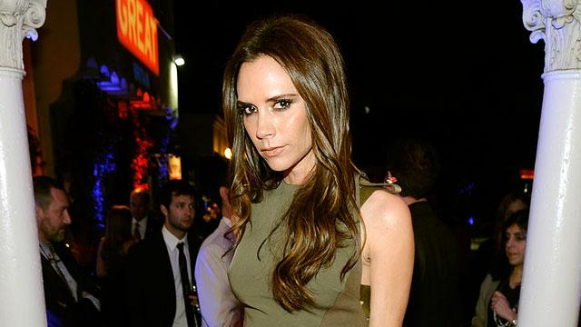Victoria Beckham to Launch Online Shopping Site