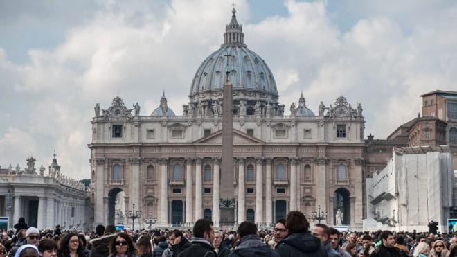 or not, Vatican City actually has the highest crime rate in the world