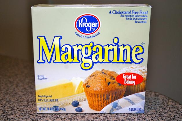 BUY 1-Pound of Margarine (Approx. cost $0.89)