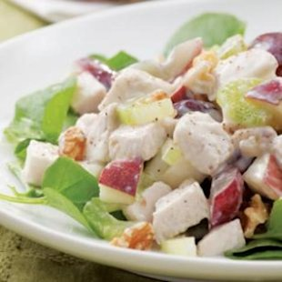 Chicken Waldorf Salad & 4 More No-Cook Dinner Recipes
