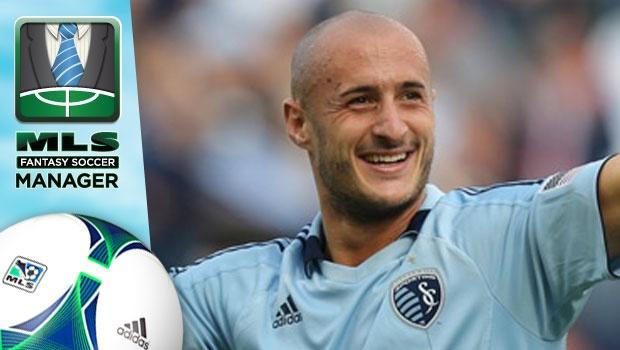 MLS Fantasy: Did Landon Donovan and Jack McInerney deliver for your fantasy team in Round 8?