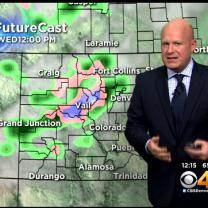Tuesday PM Forecast: Continued Cool With More Wet Weather Coming