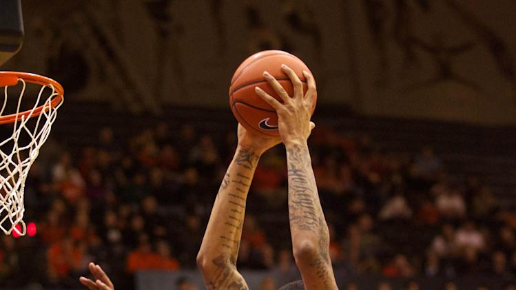 NCAA Basketball: Colorado at Oregon State