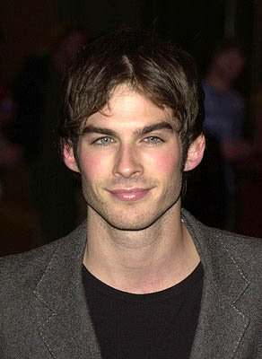 Premiere: Ian Somerhalder at the Hollywood premiere for Lot 47's Scotland, PA - 2/4/2002