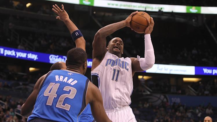 NBA: Dallas Mavericks at Orlando Magic