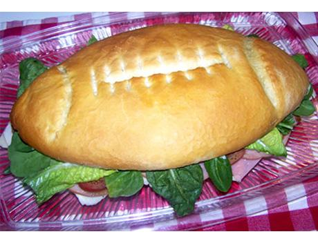 Football Submarine Sandwich
