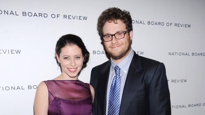 2011 National Board of Review Seth Rogen Lauren Miller