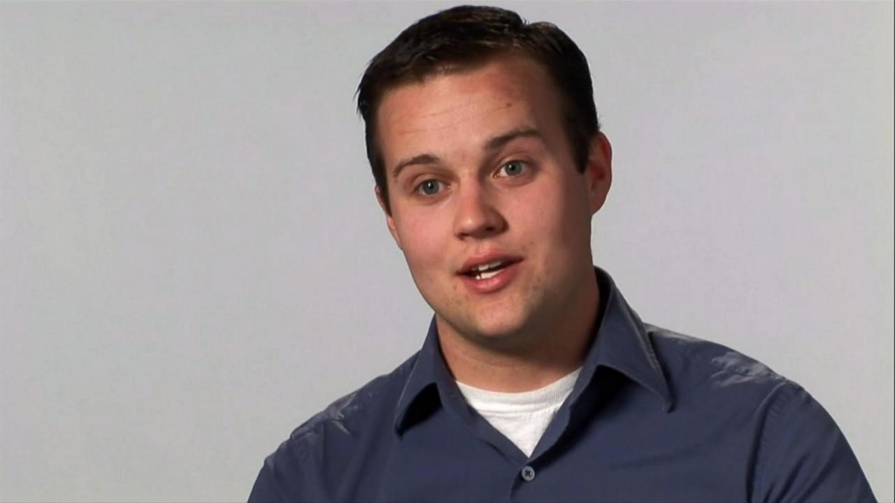 Josh Duggar Responds to What He Calls 'Inexcusable' Actions as a Teenager