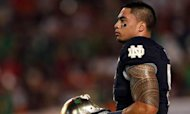 Manti Te&#39;o Denies Role In Dead Girlfriend Hoax