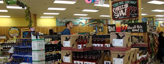 Why Trader Joe's wine is so cheap
