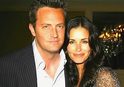 Friends Reunion Alert! Go On Casts Courteney Cox as Matthew Perry&#39;s Potential Love Interest