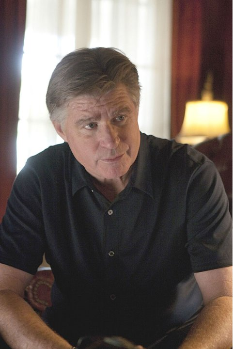 Treat Williams stars in the NBC mini series  The Storm.