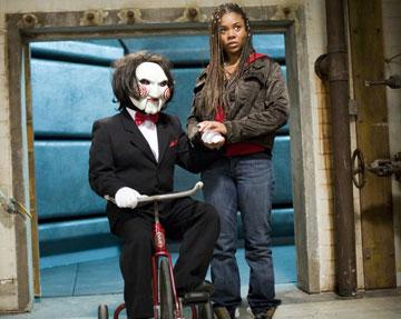 Regina Hall in Dimension Films' Scary Movie 4
