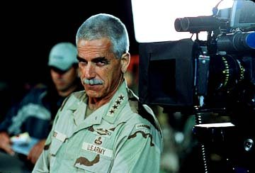 "Sam Elliott as General ""Thunderbolt"" Ross in Universal's The Hulk"