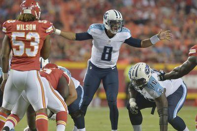 Fantasy football draft strategy: Should two-QB owners look at Marcus Mariota?