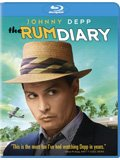 The Rum Diary Box Art