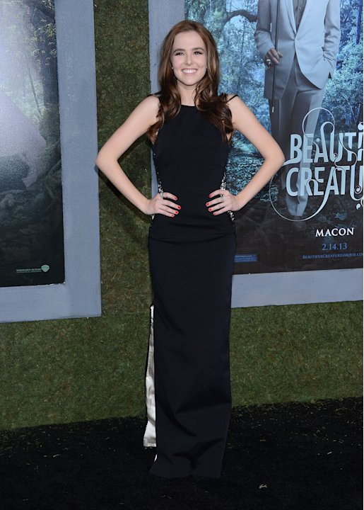 "Premiere Of Warner Bros. Pictures' ""Beautiful Creatures"" - Arrivals"