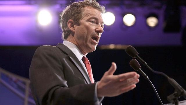 Tea Partiers Stand By Rand Paul Despite Immigration Conversion