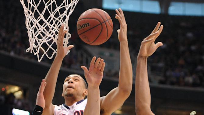 NCAA Basketball: NCAA Tournament-Harvard vs Arizona