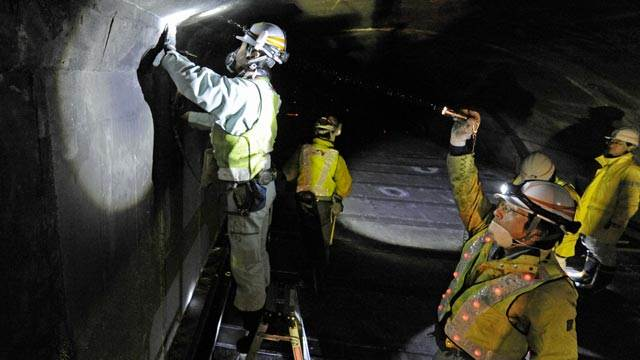 Tunnel Collapse Prompts Inspections