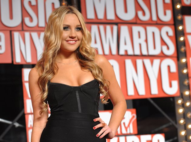 Actress AMANDA BYNES ARRESTED on suspicion of DUI - Yahoo! omg!