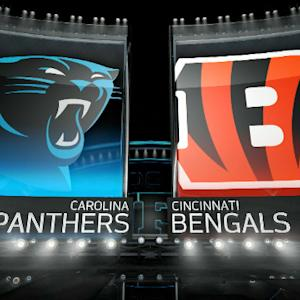 'Inside the NFL': Carolina Panthers vs. Cincinnati Bengals highlights