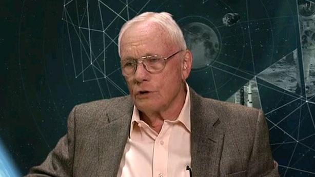 Neil Armstrong Grants a Rare Interview to ... an Accountant