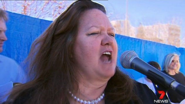 Mining magnate Gina Rinehart has said Australian wages are damaging economic development, even going so far to provoke a stinging rebuke from Prime Minister Julia Gillard.