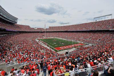 THE READ OPTION: 99,000 people attended a fake Ohio State football game