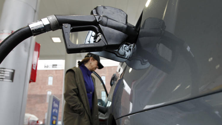 prices rise. The national average jumped by nearly 12 cents per gallon