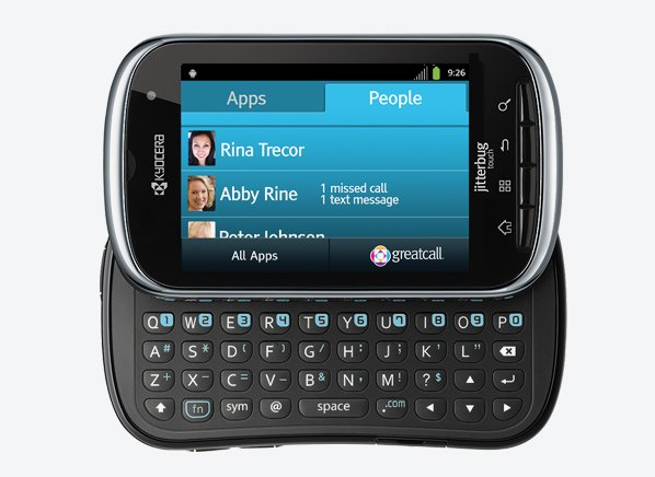 New simple-to-use, low-cost smart phones